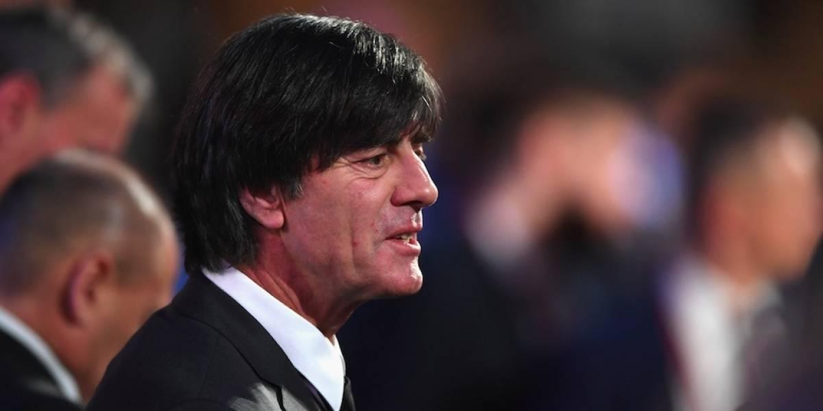 Técnico de Alemania, fiel seguidor del futbol mexicano