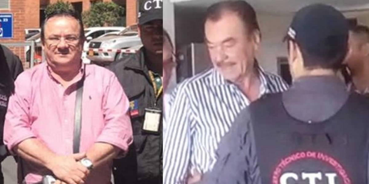 Detienen  a 2 empresarios señalados de ser testaferros de las Farc