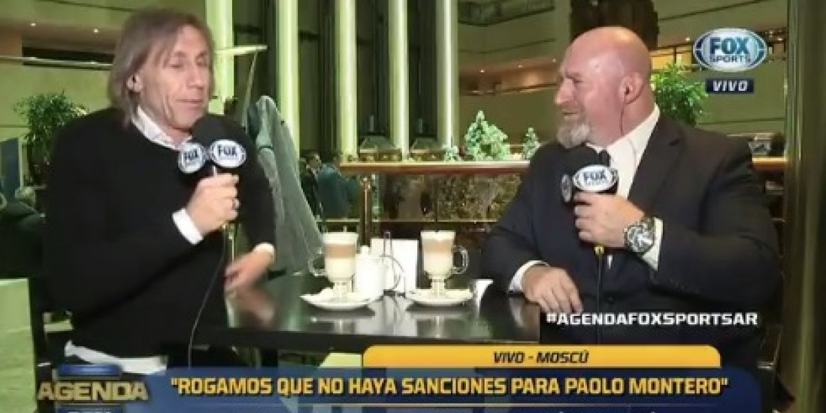 Indignación en Perú: en Argentina confundieron a Paolo Guerrero con histórico defensa uruguayo