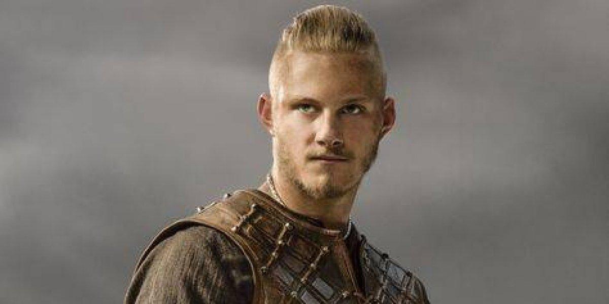 """Alexander Ludwig de """"Vikingos"""": """"Es increíble lo progresiva que era la cultura vikinga"""""""