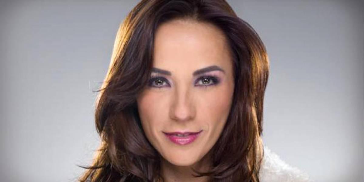 """Consuelo Duval revela que dio """"agua de calzón"""" a un exnovio"""