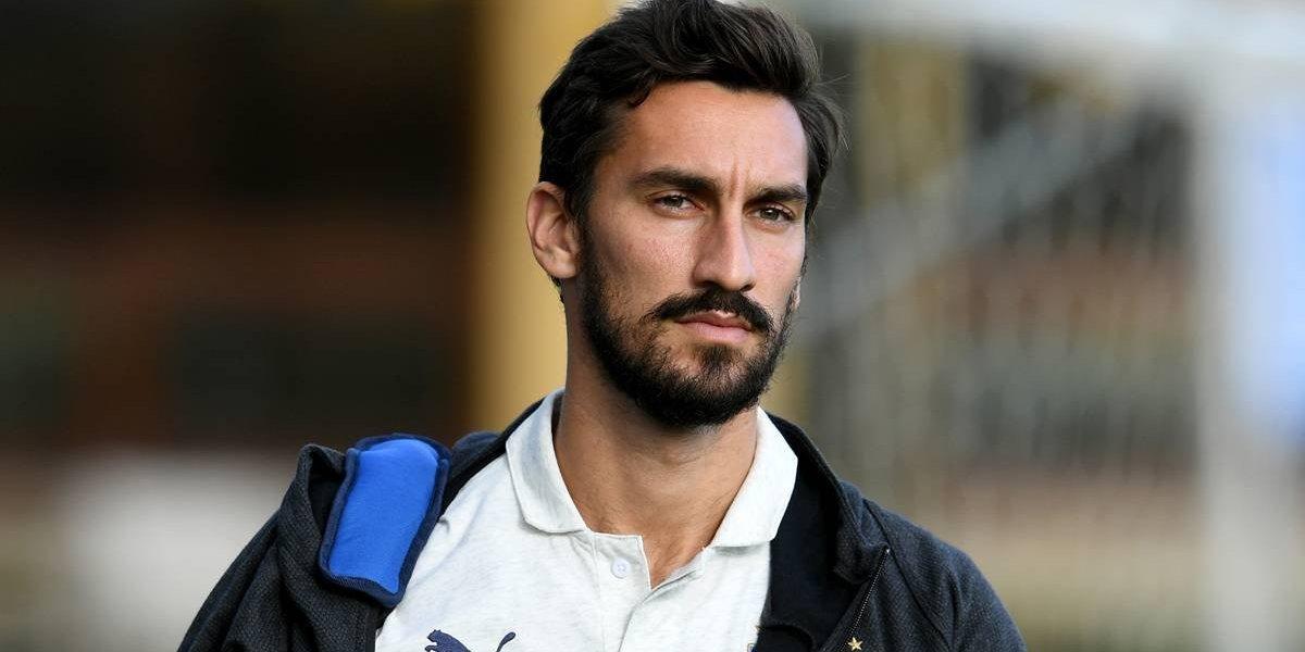 Promotor revela resultados da autópsia de Davide Astori, capitão da Fiorentina