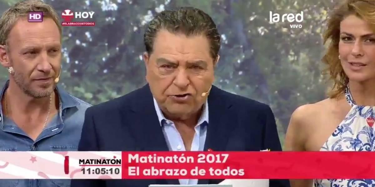 Canales y celebridades chilenas calientan los motores para la Teletón