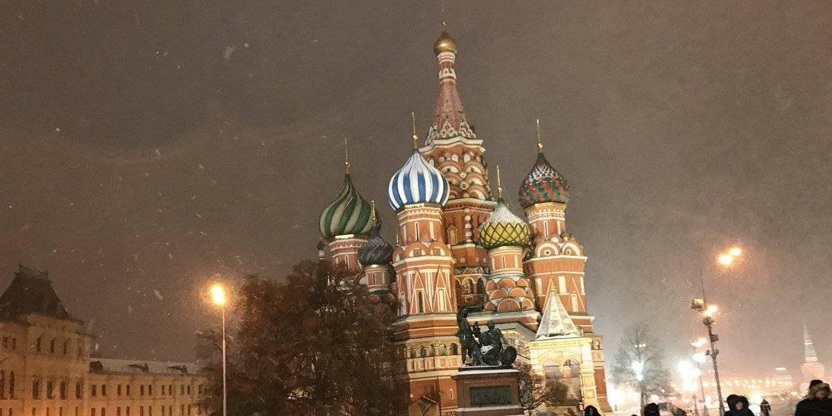 Ambiente en Rusia previo al sorteo mundialista