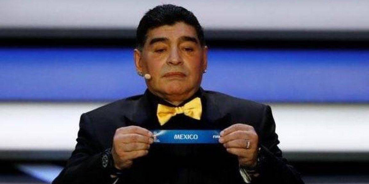 México, en el 'Grupo de la muerte' para Rusia 2018