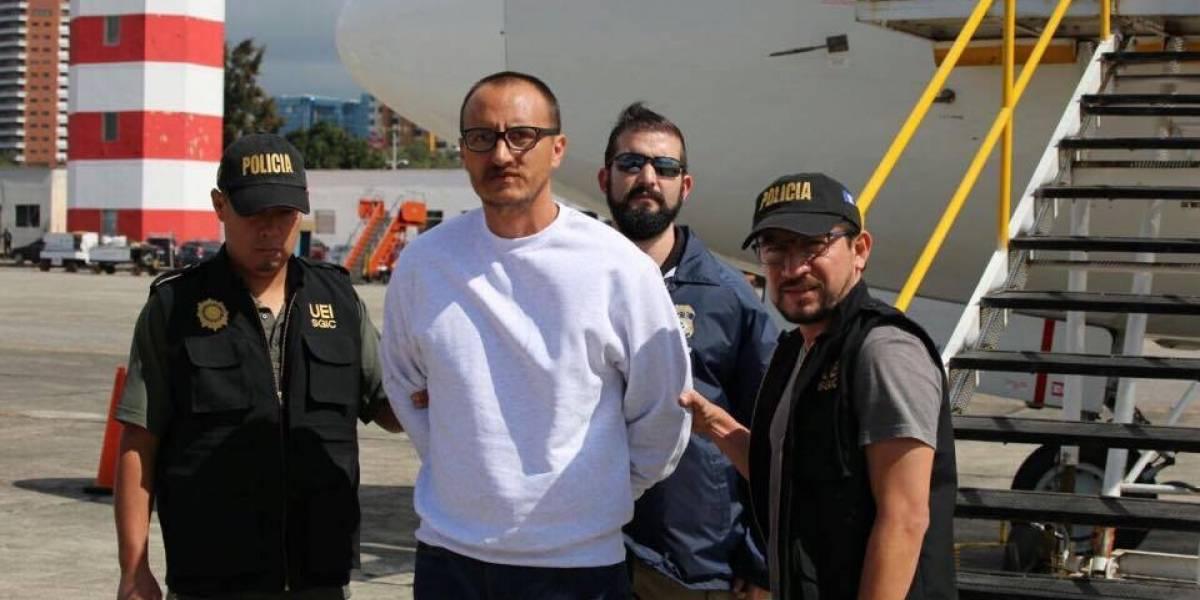 Extraditan a Emerson Marroquín por el asesinato de Gaby Barrios