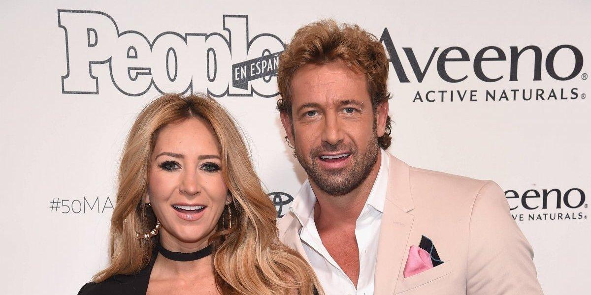 Geraldine Bazán revela el nombre de la actriz que terminó su matrimonio con Gabriel Soto