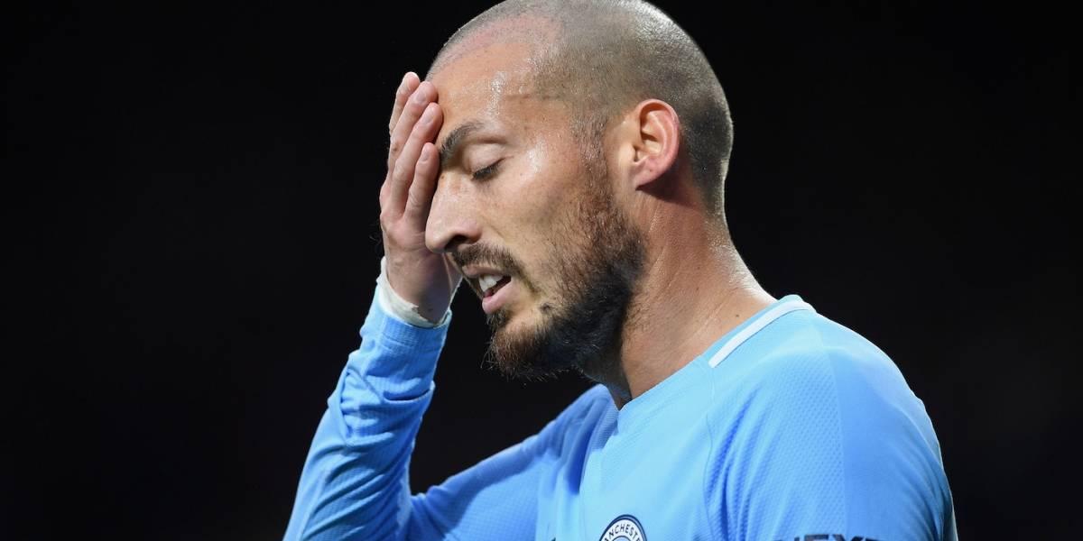 Jugador del Manchester City causa polémica con foto semidesnudo
