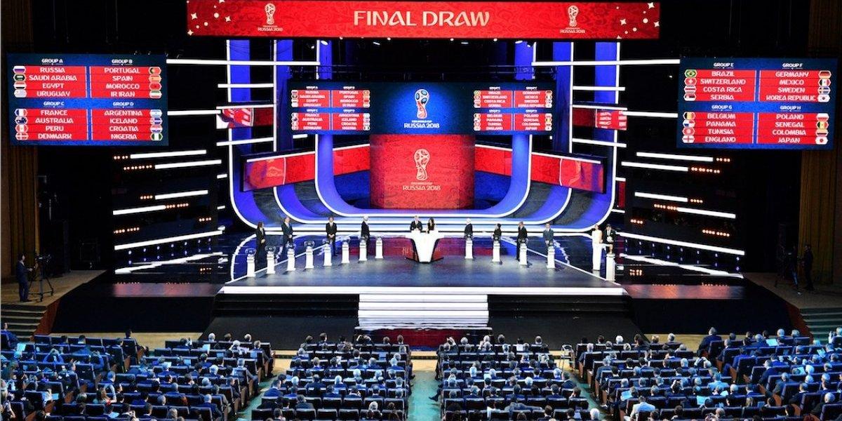"""Este será el """"Grupo de la Muerte"""" en el Mundial Rusia 2018"""