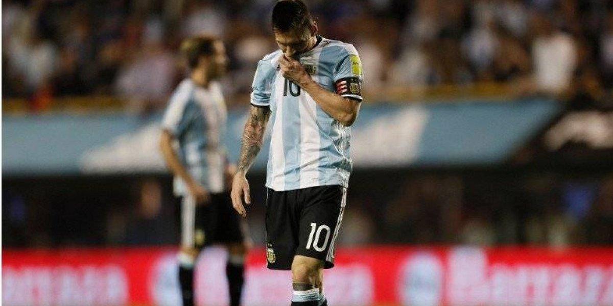 Familiar de Messi sufre accidente y ordenan su detención por arma de fuego