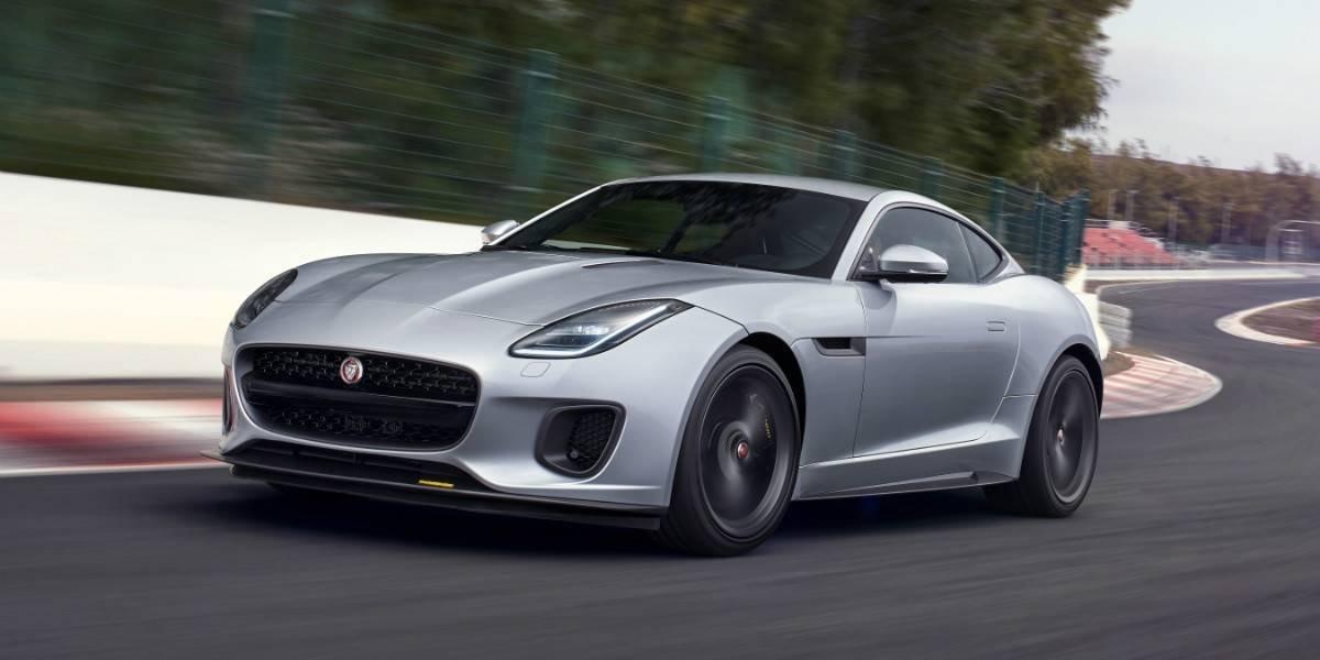 The Art of Performance: Jaguar salta a la pista con sus mejores modelos