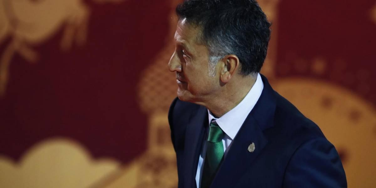 VIDEO: La reacción de Osorio cuando vio a México en el Grupo de Alemania