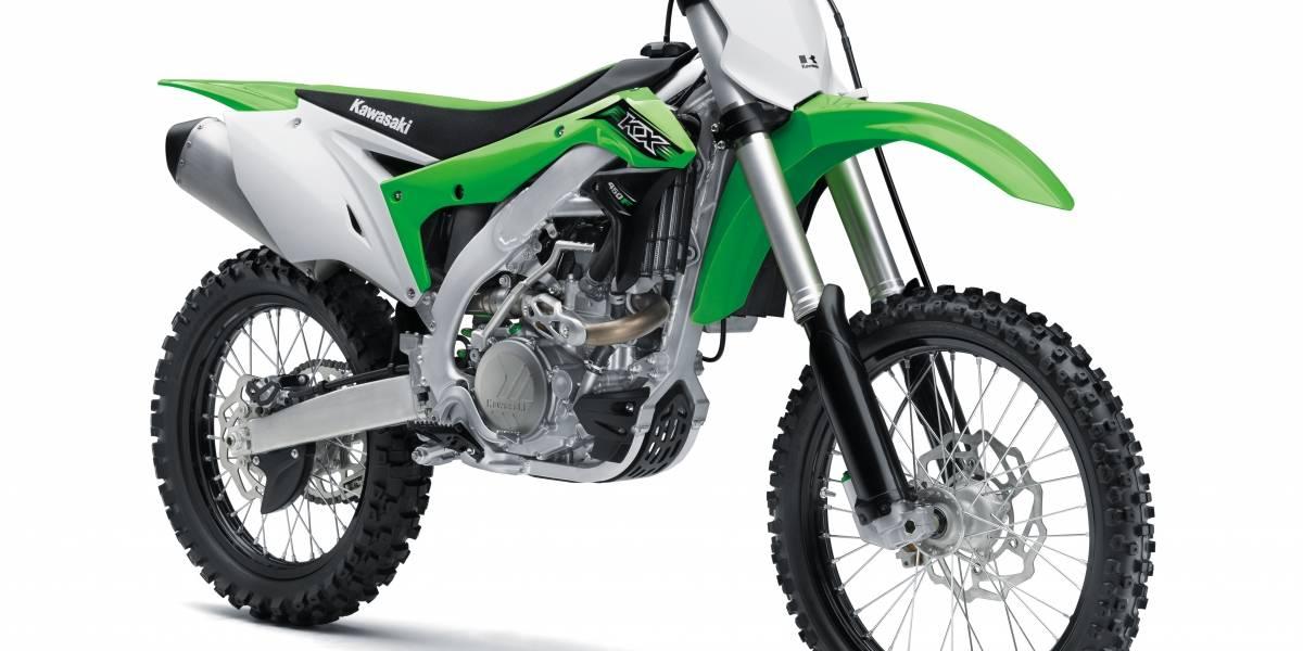 Kawasaki muestra sus armas para dominar las pistas de motocross
