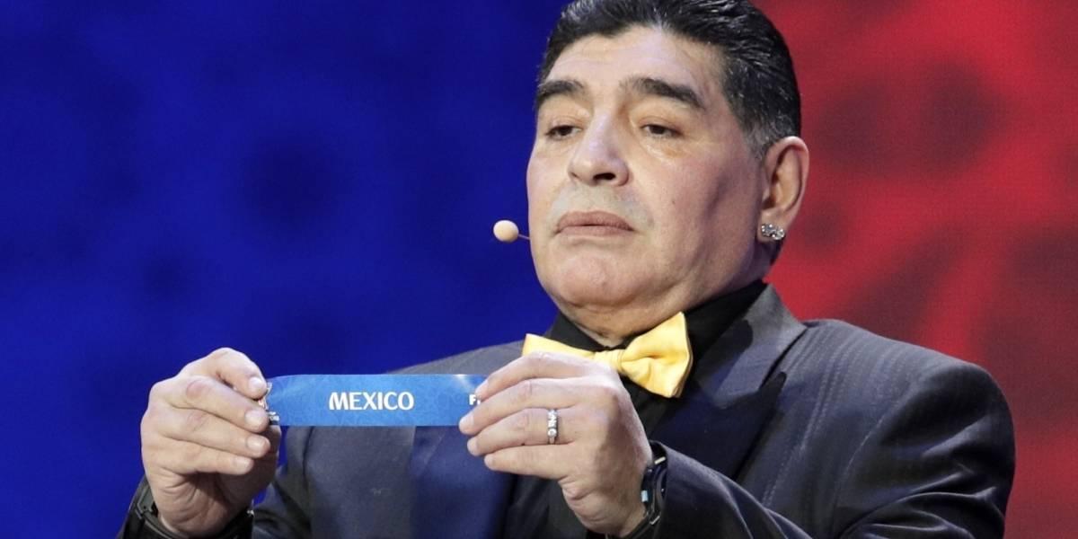 México enfrentará a Alemania, Suecia y Corea — Sorteo sin suerte