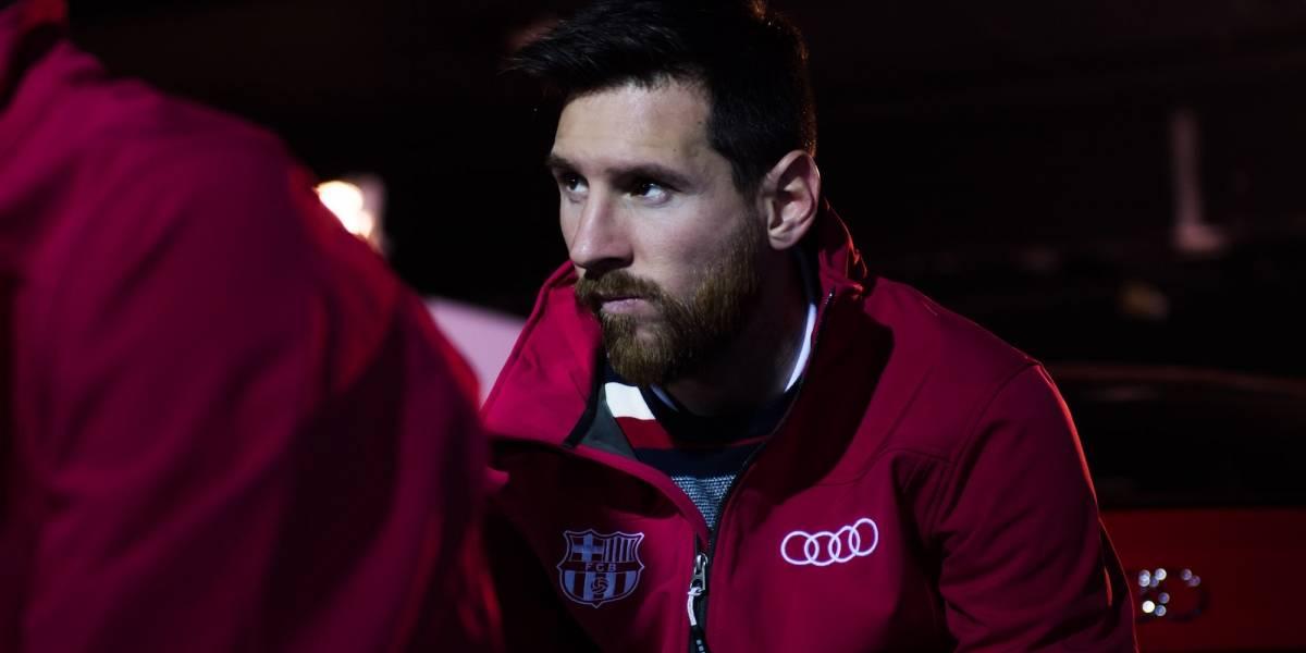 Giran orden de aprehensión para hermano de Lionel Messi