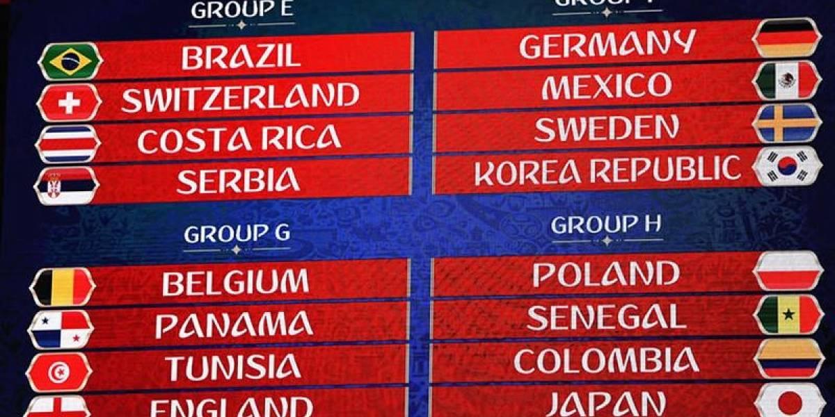 El verdadero 'grupo de la muerte' del Mundial es el de Brasil