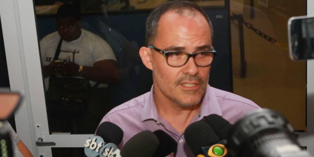Presidente do Fluminense e filho de Eurico Miranda são alvos de condução