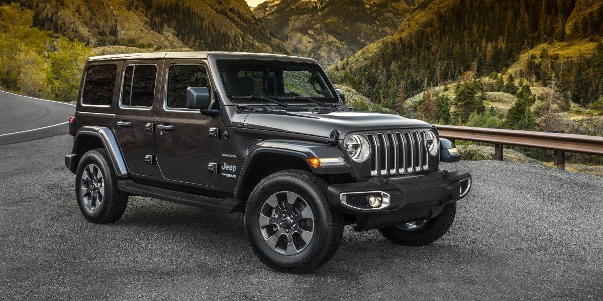 Jeep presenta en L.A. su rediseñado Wrangler 2018