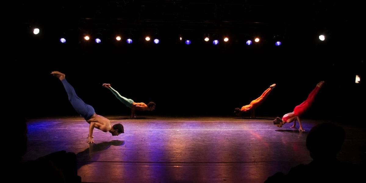Espetáculo de dança da DeRose ArtCompany desafia a gravidade