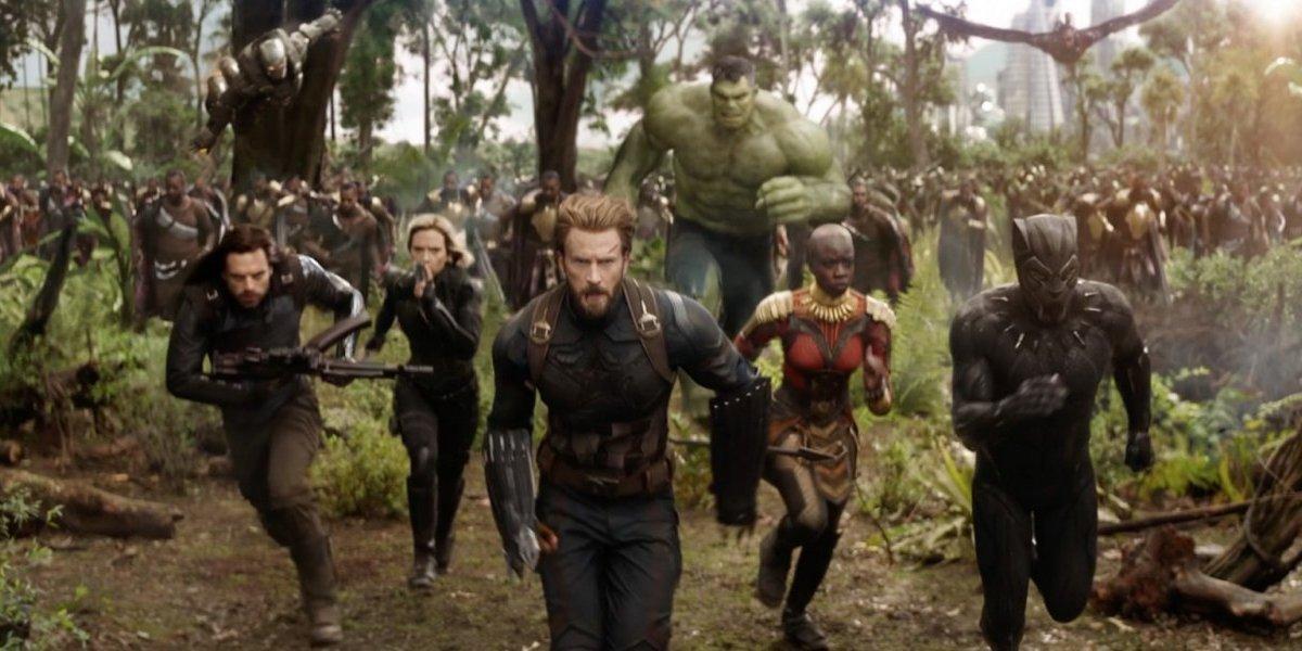 Vingadores: Guerra Infinita supera recorde de bilheteria nos EUA