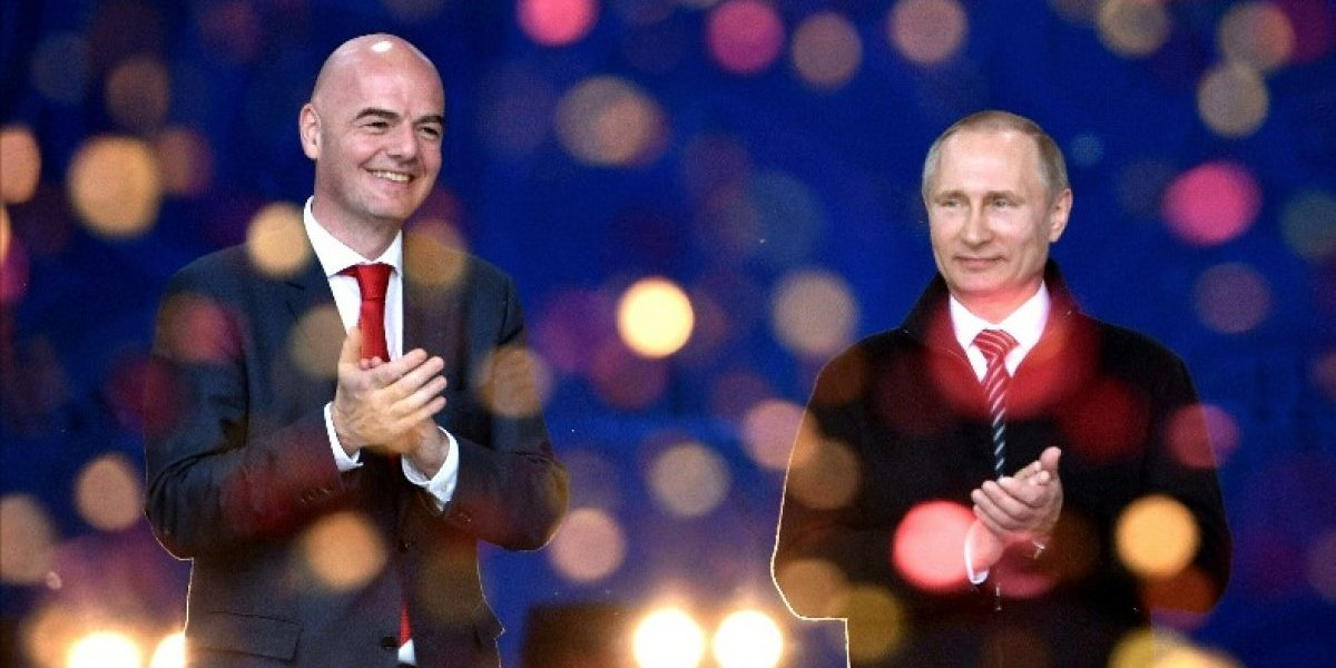 ¿A qué hora comienza el sorteo del Mundial de Rusia?
