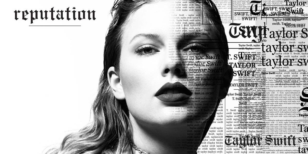 Taylor Swift libera álbum Reputation nas plataformas de streaming