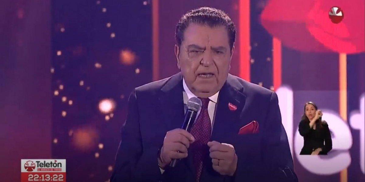 Teletón: comienza el gran abrazo de Chile