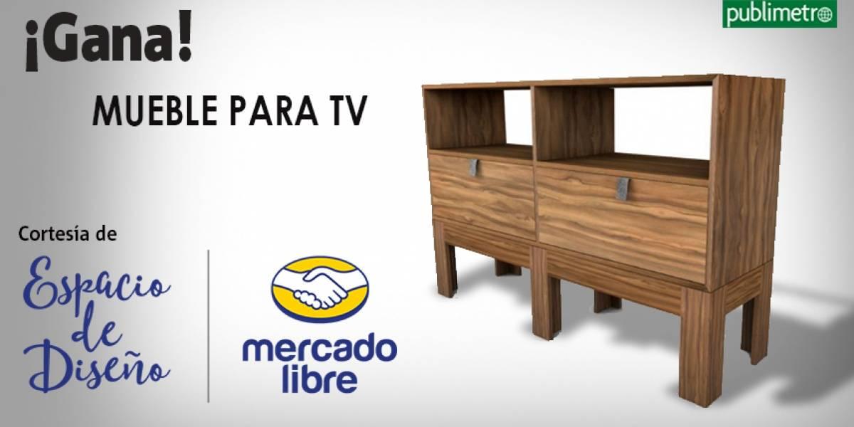 ¡Gana! Mueble de TV