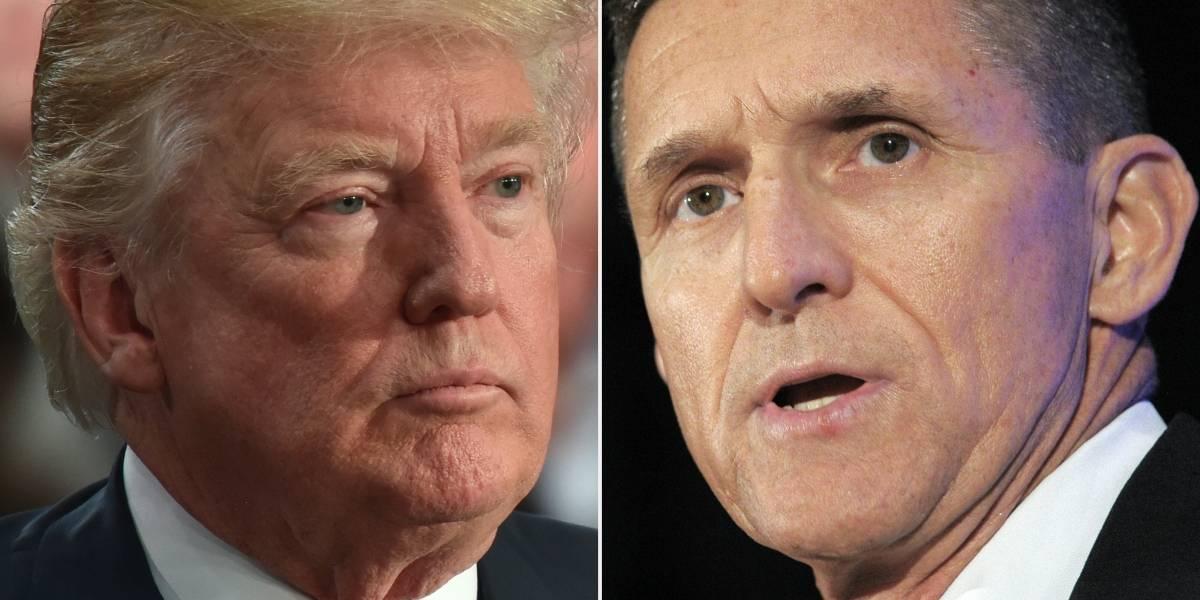 Flynn se declara culpable de haber mentido al FBI