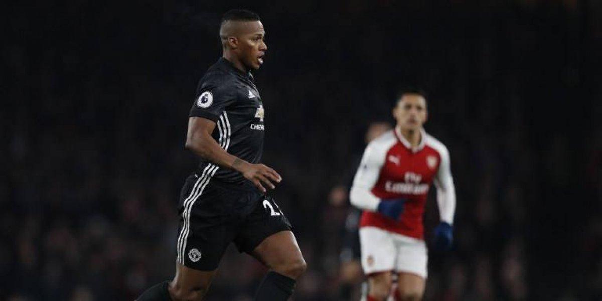 Minuto a minuto: Alexis Sánchez es titular en derrota del Arsenal ante Manchester United