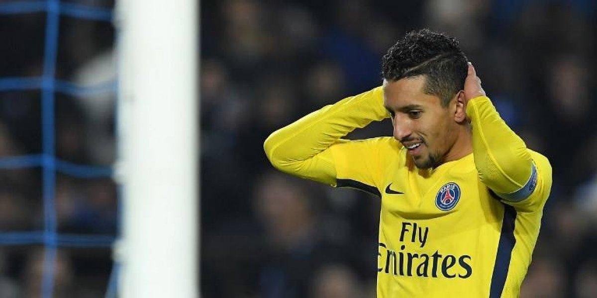 Perdieron los invencibles: PSG cedió el invicto a manos del Estrasburgo