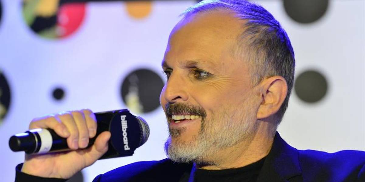 Ricky participará en reconocimiento a Miguel Bosé