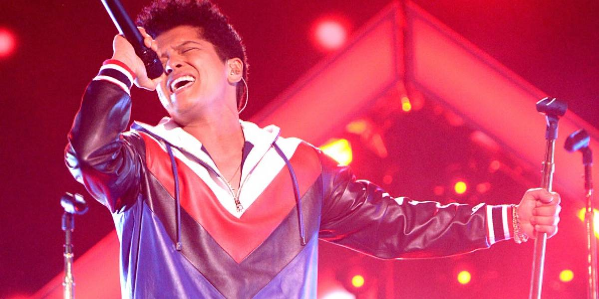 Cierres viales por concierto de Bruno Mars en Quito