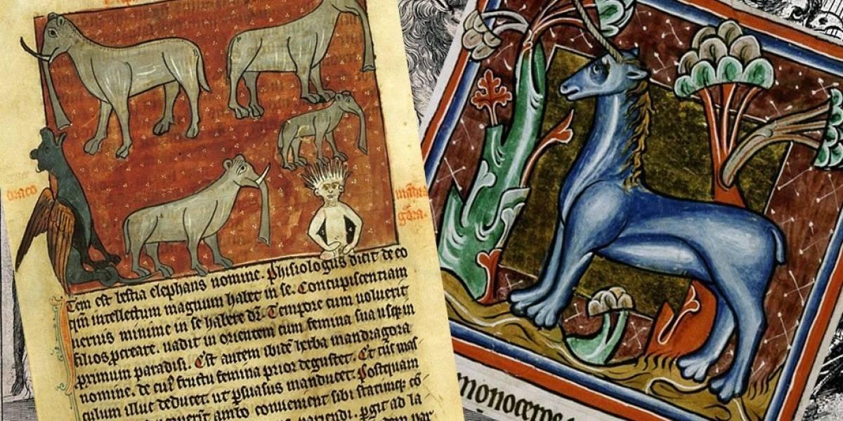 9 de las bestias más fantásticas que aparecían en los libros de ciencia natural del Medioevo