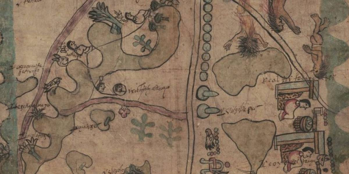 Códice de Quetzalecatzin: los fascinantes detalles que revela un raro manuscrito pictográfico de los aztecas de la era de la colonia