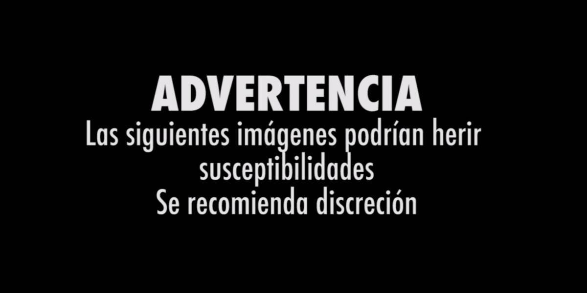 Advertencia Publimetro