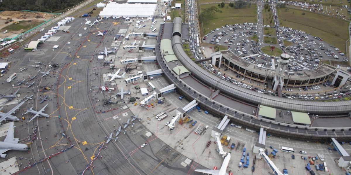 Suspenden cobro adicional en los tiquetes al Aeropuerto de Rionegro