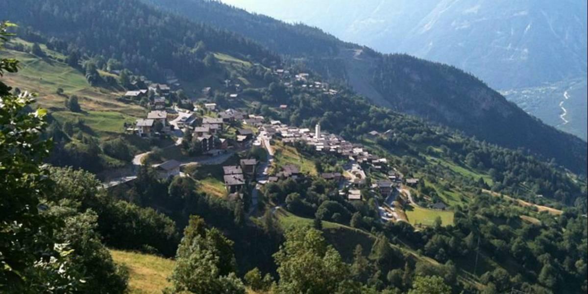 """Buscando nuevos rumbos: en esta """"idílica"""" aldea suiza pagan más de $15 millones por vivir ahí"""