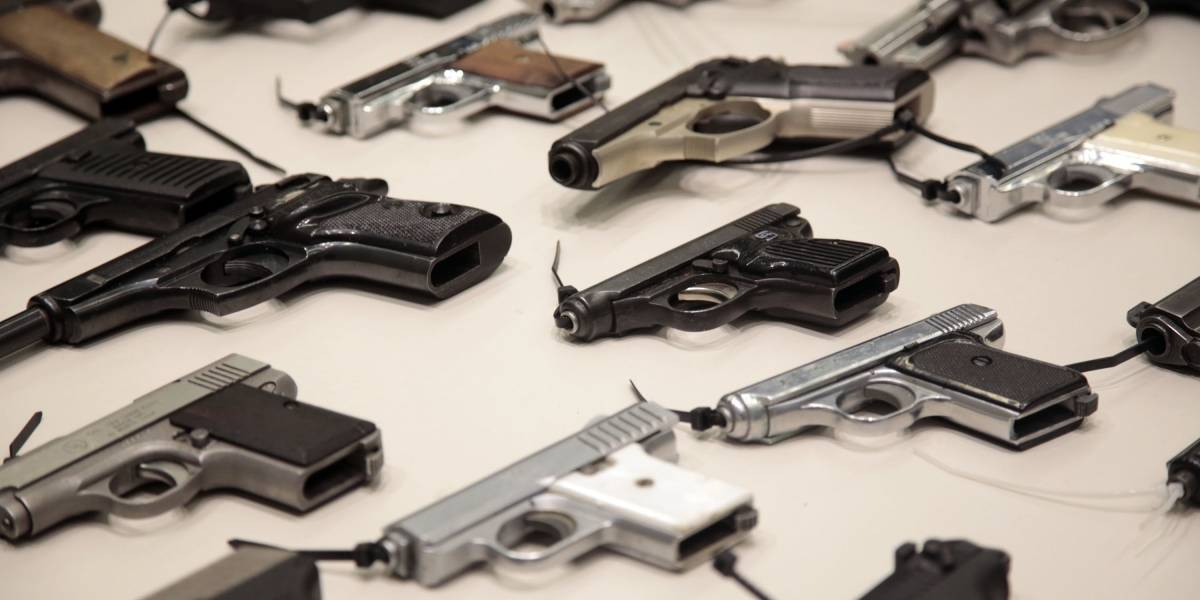 Revelan empresas de seguridad estaban usando armas robadas a civiles y policías