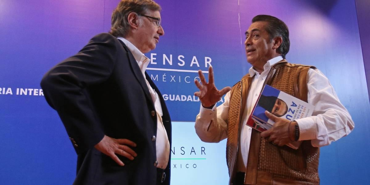'El Bronco' asegura vencerá al PRI en las elecciones presidenciales
