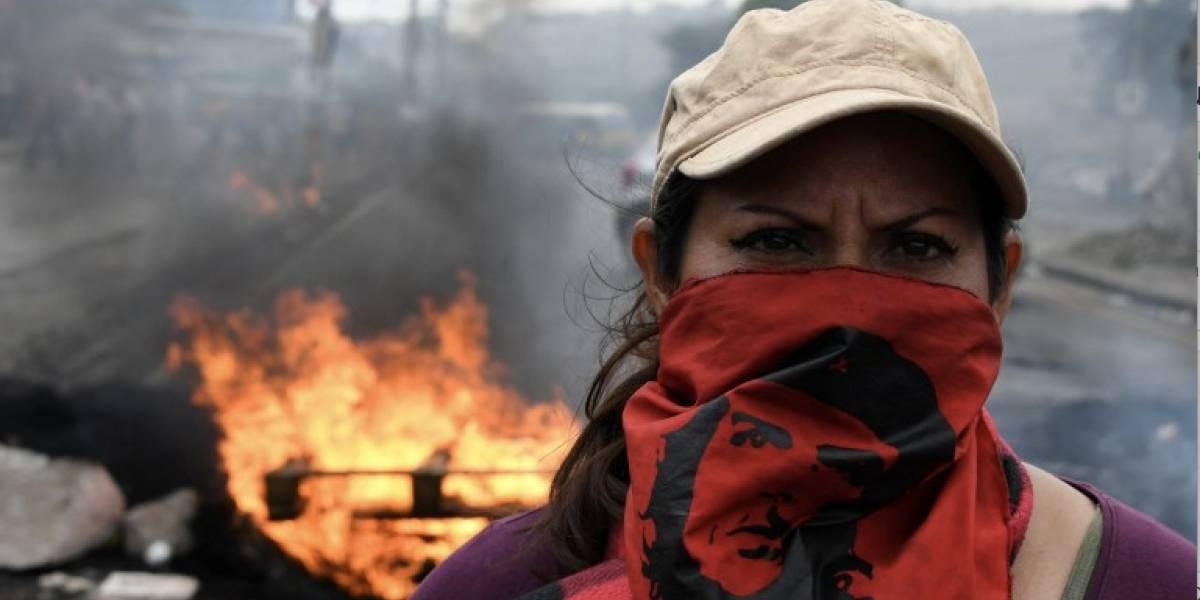 Resultado de imagen para represion honduras