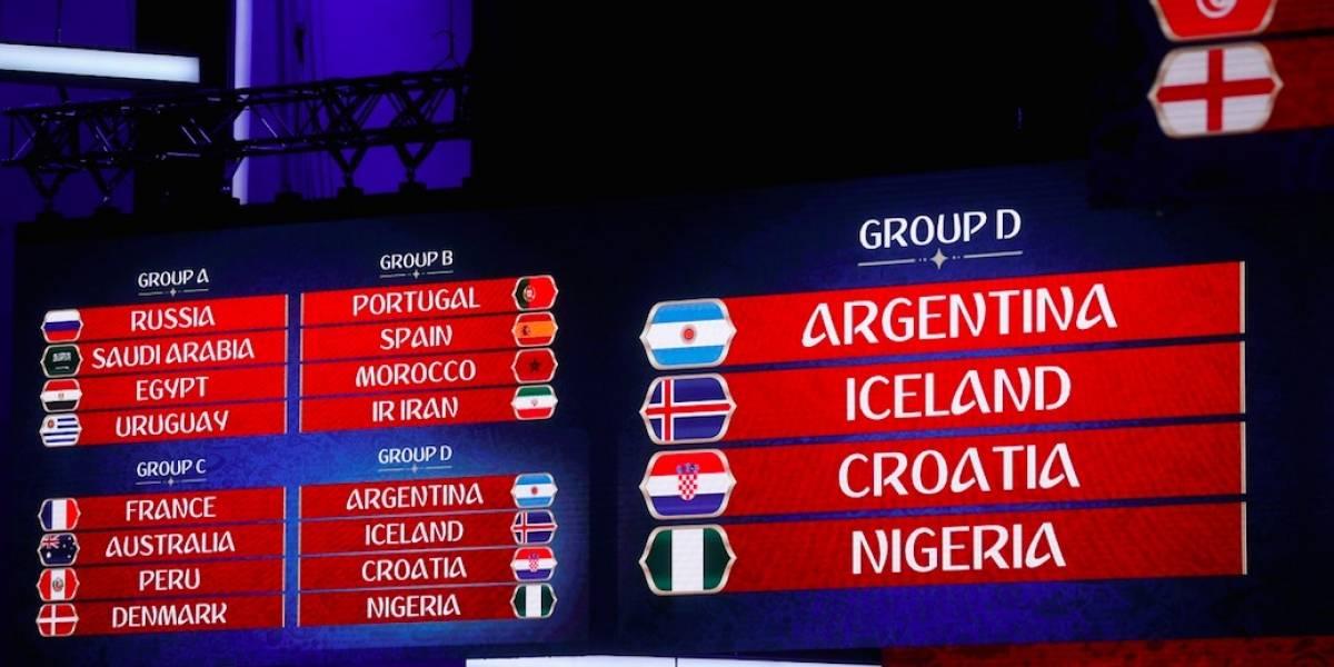 ¡Esta sería la selección que ganaría el Mundial Rusia 2018!