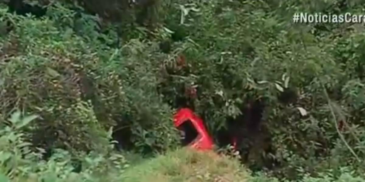 Grave accidente se presentó en la avenida Circunvalar