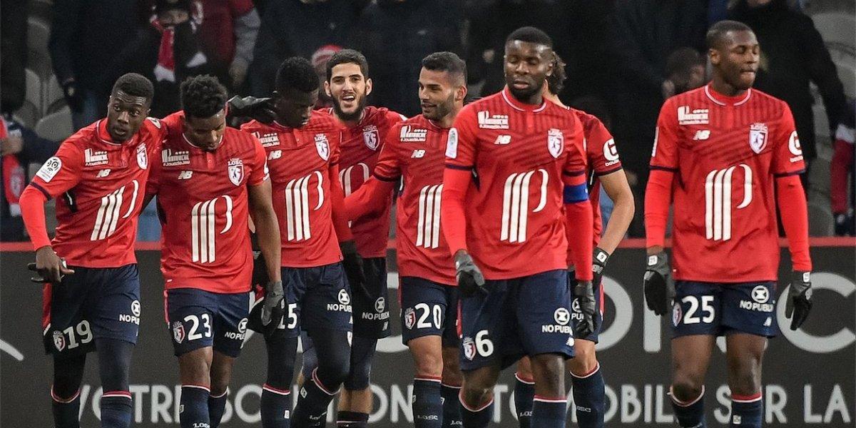 Lille encuentra su fútbol y suma su segundo triunfo consecutivo sin Marcelo Bielsa en el banco