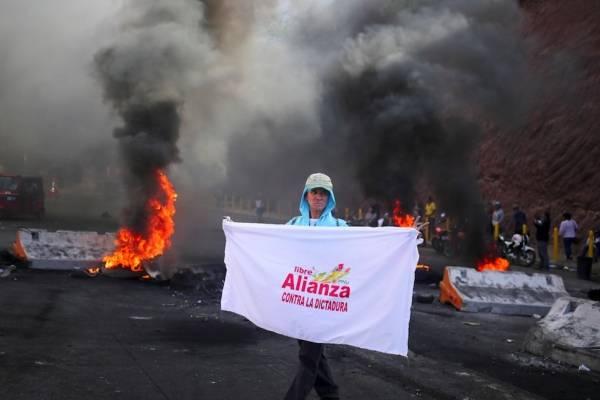 Crisis en Honduras