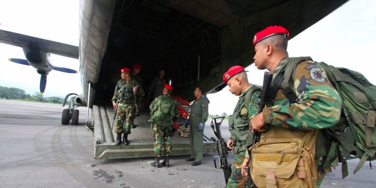 Militares venezolanos secuestraron a tres campesinos colombianos