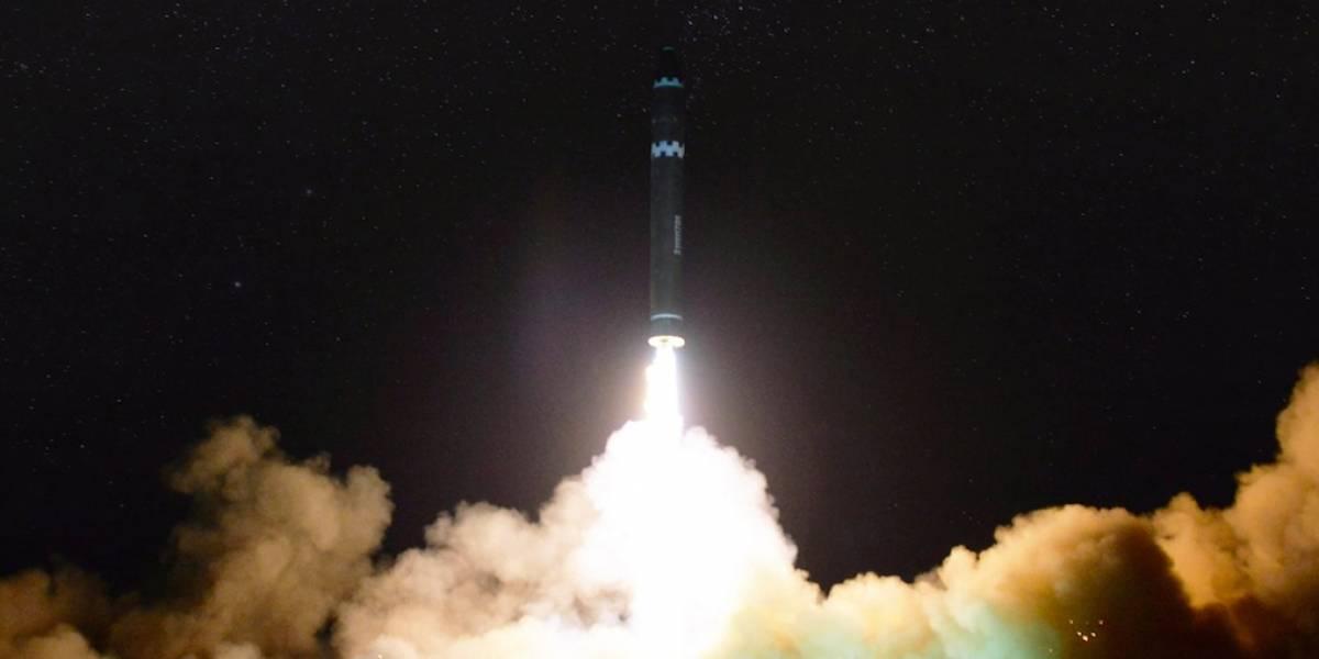 Terremoto por pruebas nucleares golpea a Corea del Norte