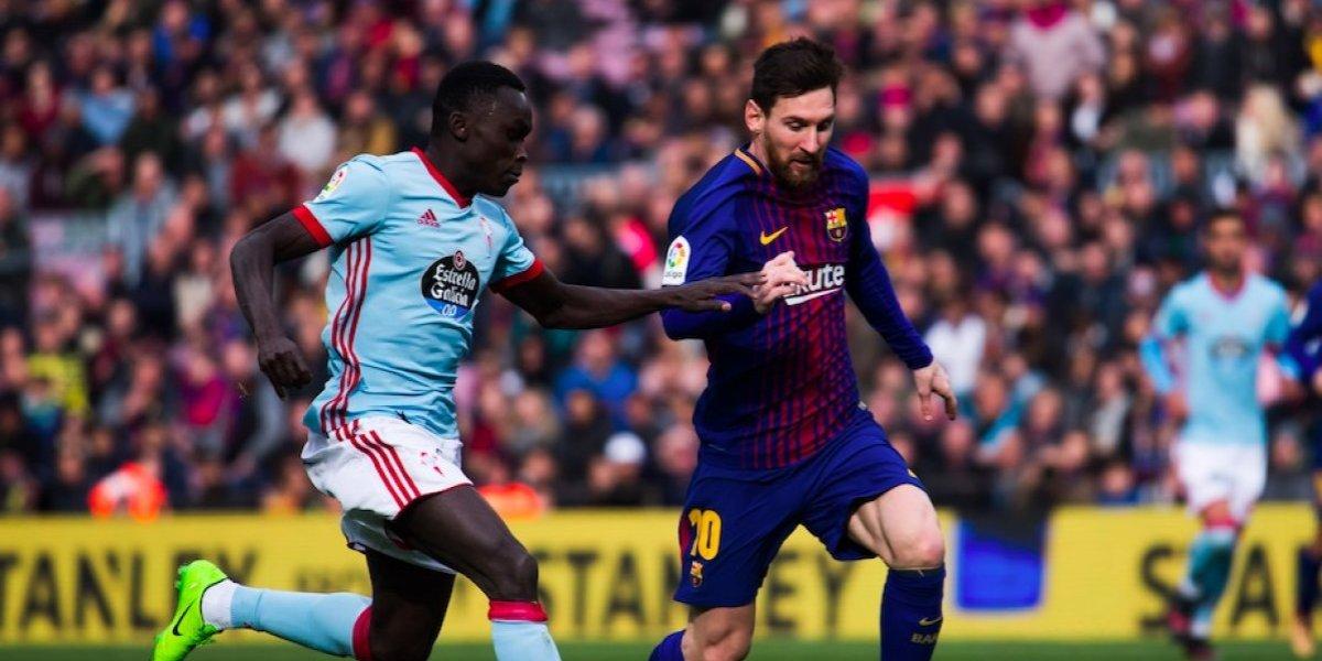 Barcelona sufre empate ante Celta en el Camp Nou