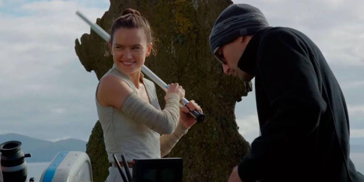 Star Wars: Novo vídeo mostra bastidores do treinamento de Daisy Ridley