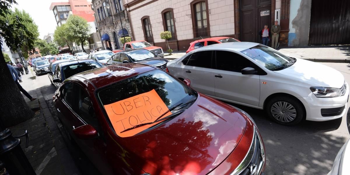 Reprueban a Uber; buscan poner candado a sistema de datos personales